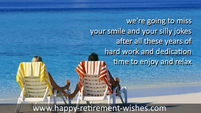 Colleague retirement sayings and farewell retiring quotes ...