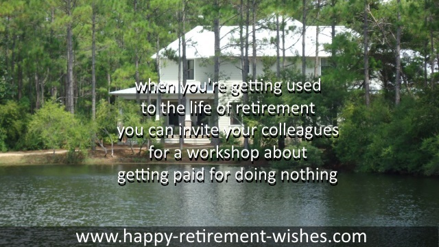 best retiring teacher sayings