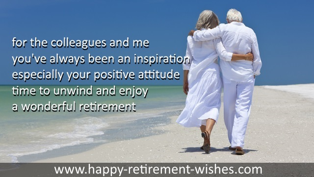 good retirement celebration wishes