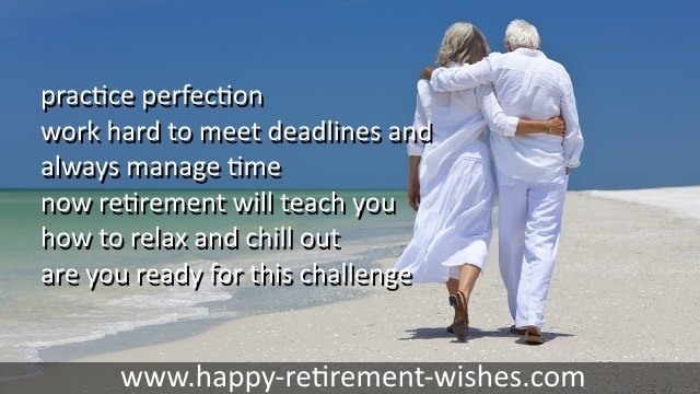 chief retirement celebration wishes