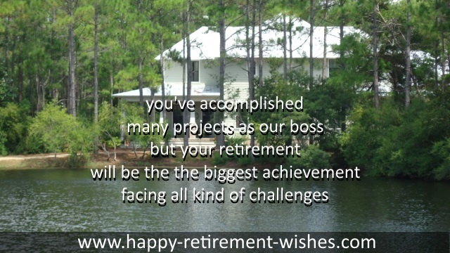 retiring school principal sayings