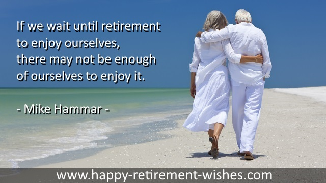 retirement quotes for boss